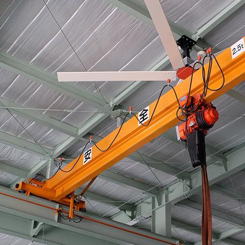 天井型クレーン3